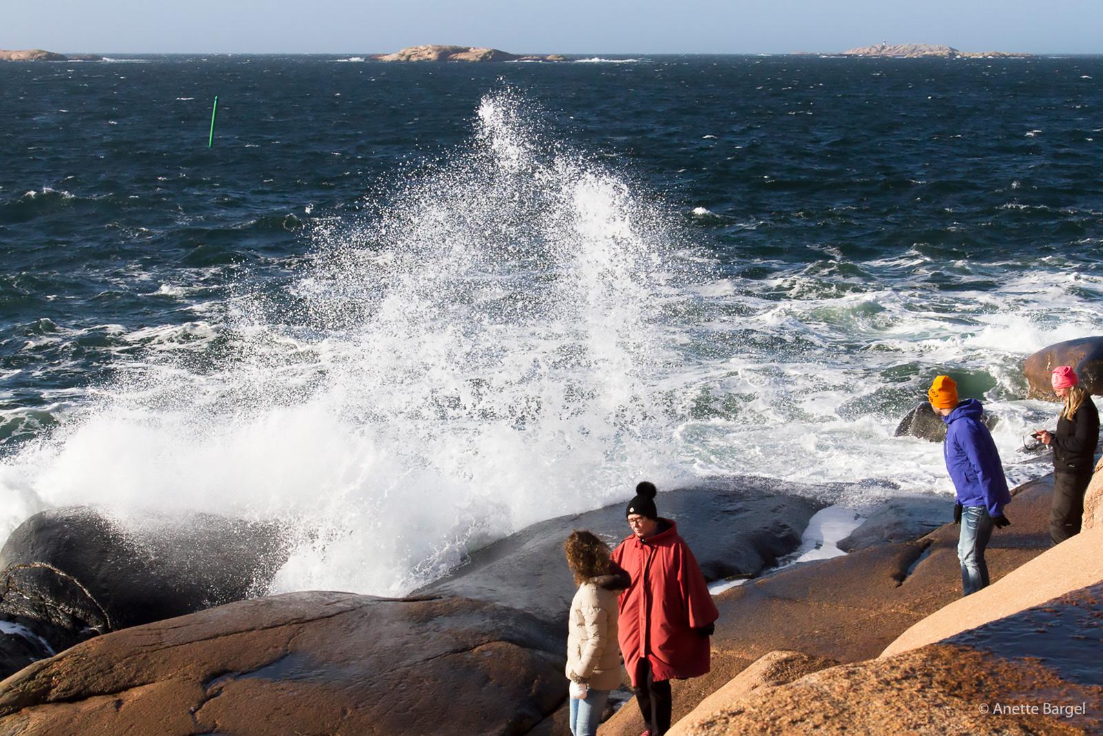 Vandra Vid Havet