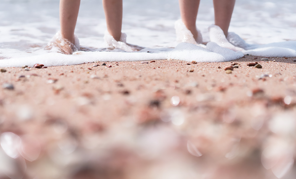 strandfötter