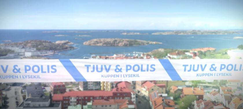 tjuv och polis guidad tur