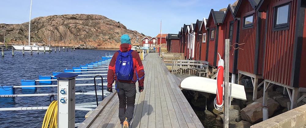 Kustvandra Lysekil Kuststigen Guide Vandra Bohuslän