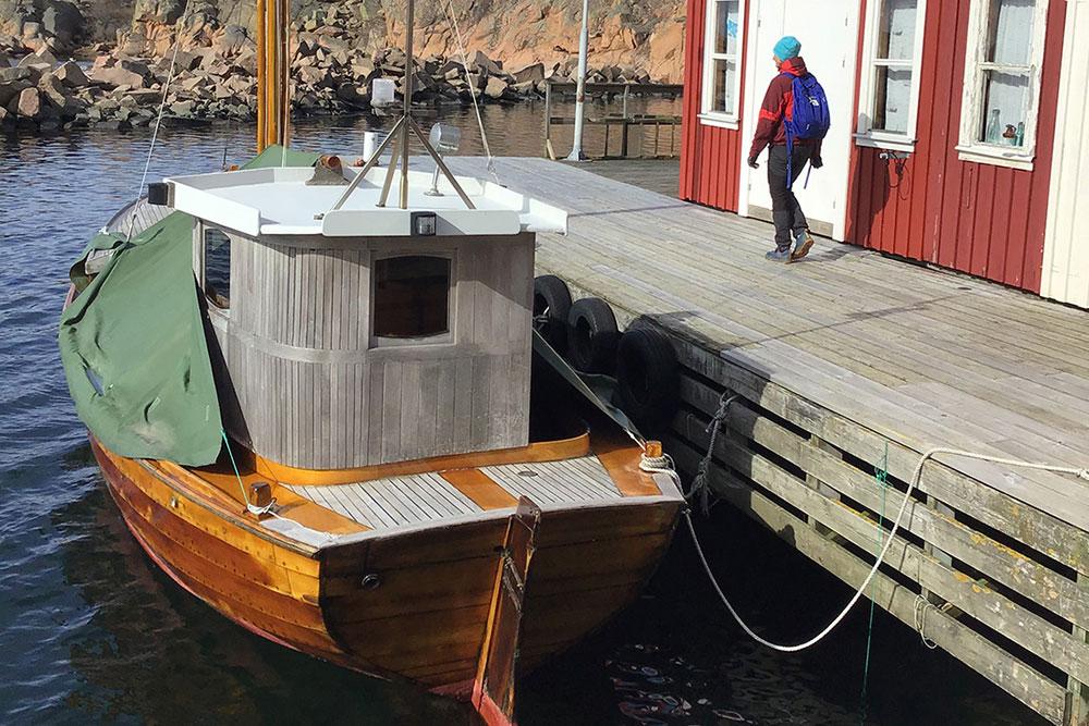 Kustvandra Lysekil Guide Guidad Vandring Bohuslän